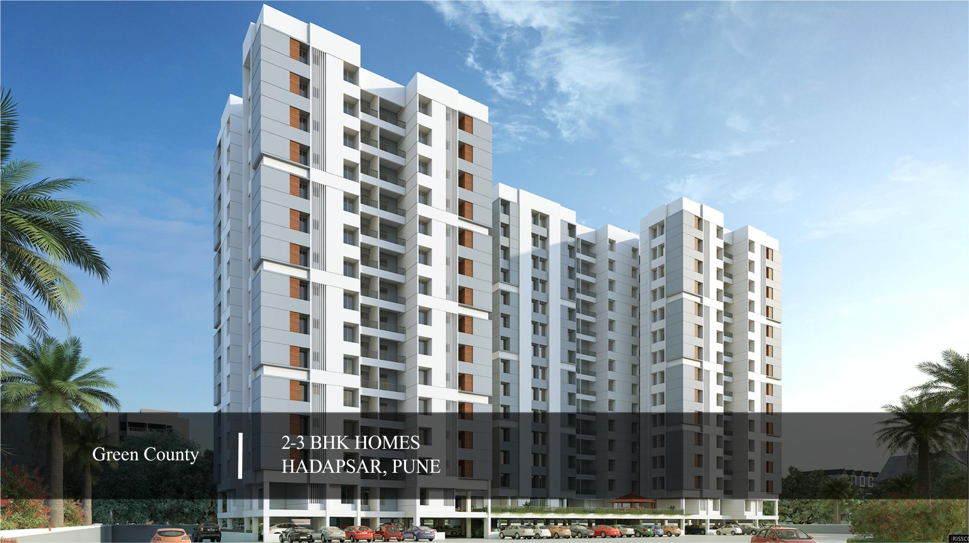 Green County Phase F5 Realtors Real Estate Developer In Pune